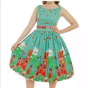 Lindybop Tiki Dress